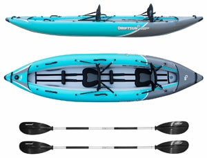 Driftsun-Rover-220-Inflatable-Tandem-White-Water-Kayak