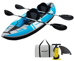 Driftsun-Voyager-2-Person-Tandem-Inflatable-Kayak