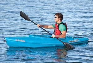 Sun Dolphin Aruba Youth Kayak
