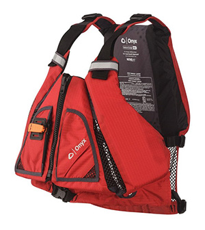 onyx movevent torsion kayak pfd