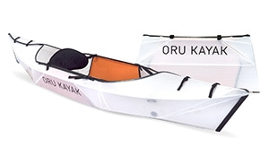 oru folding kayak inlet