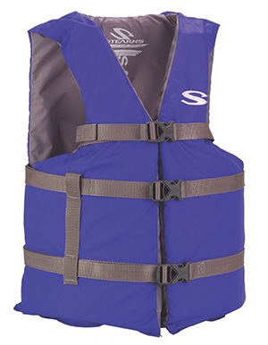 stearns adult classic kayak life jacket